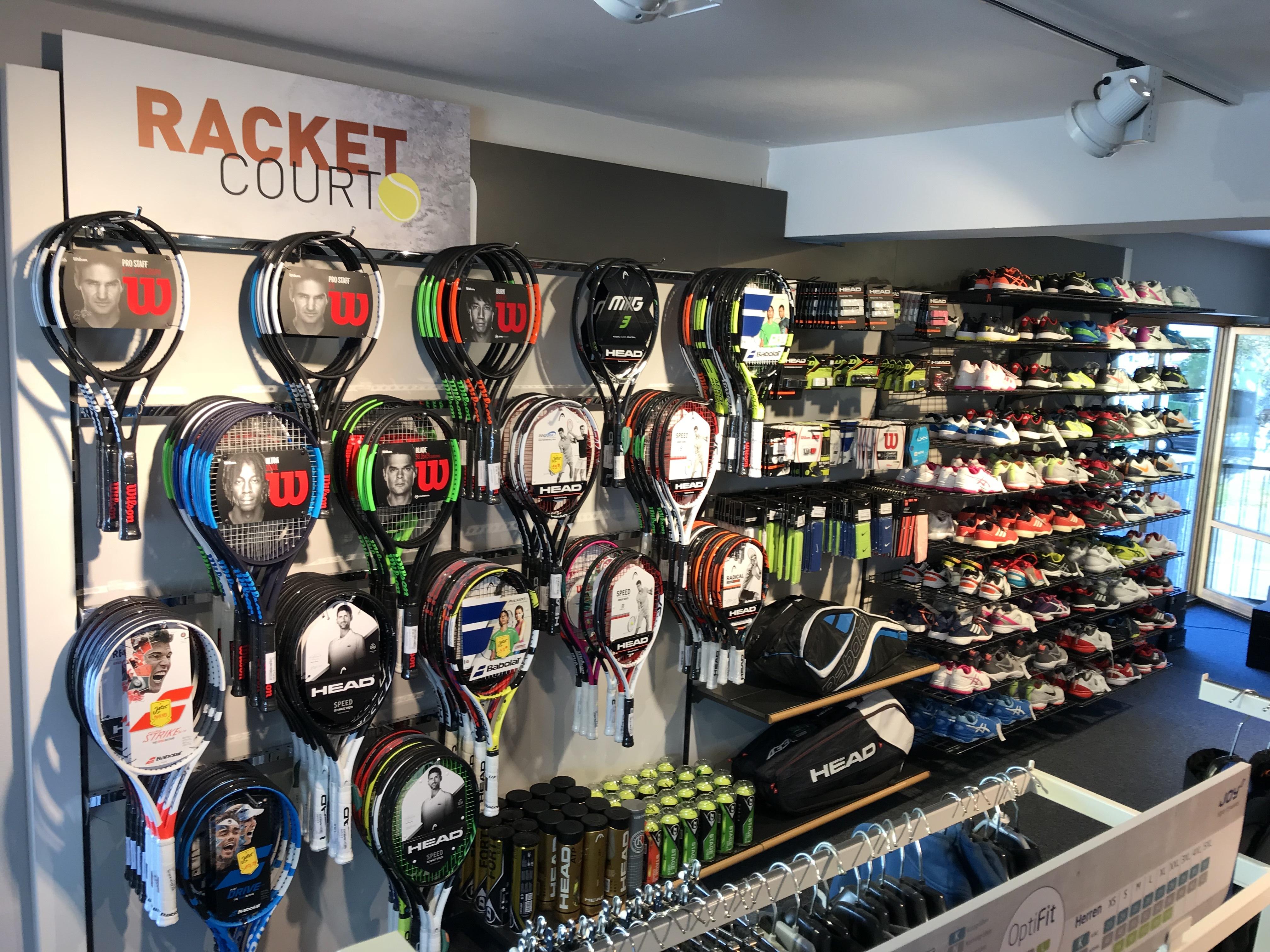 Tennissport INTERSPORT